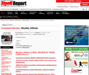 Wealty Affiliates review